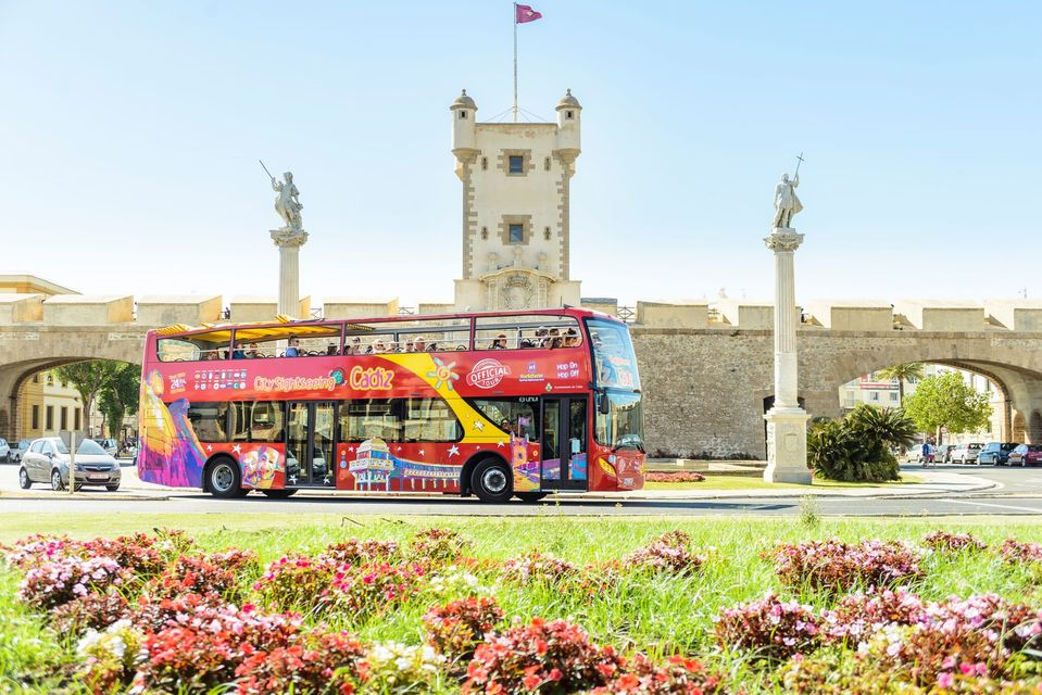 Tour por cádiz con ticket de 24 horas